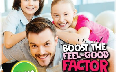 The Exercise Feel-Good Factor