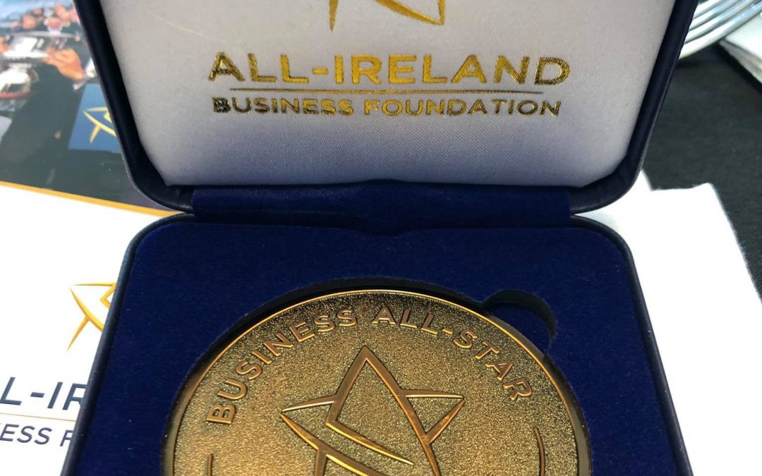 Business All-Star award