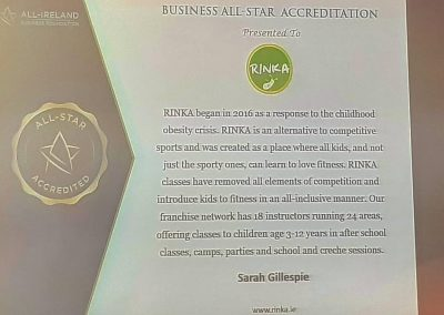 Business All-Star Accreditation
