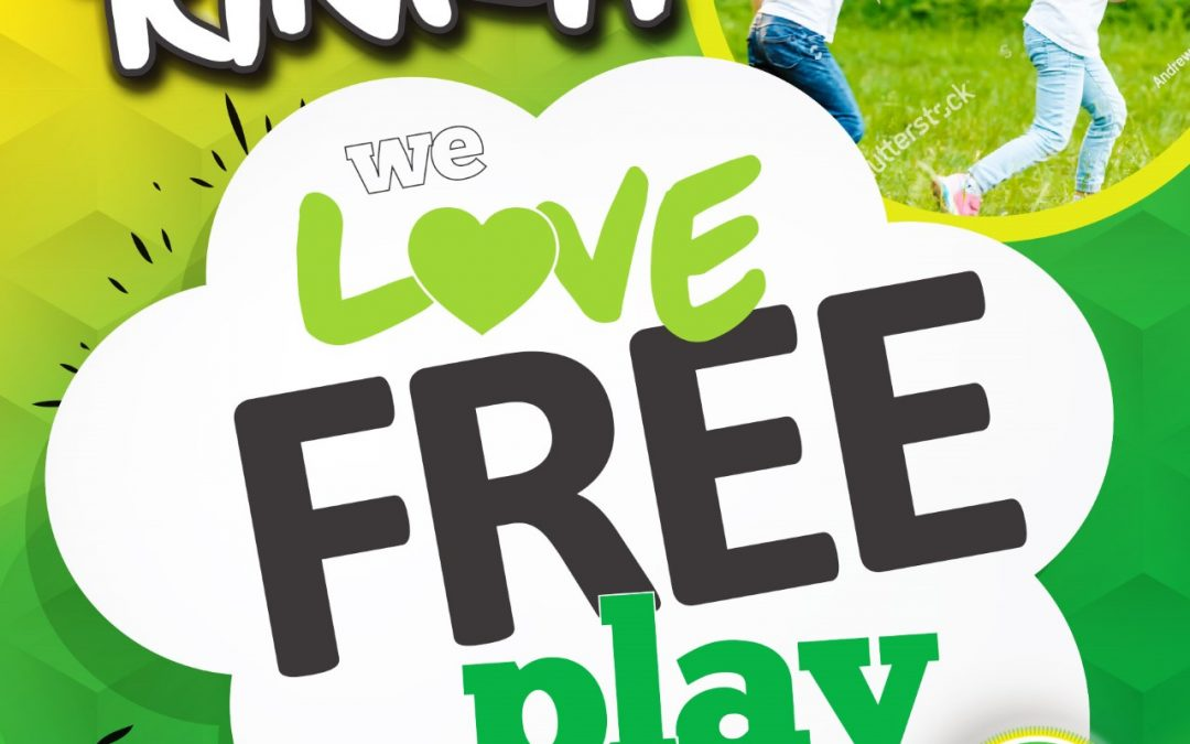 The importance of free play