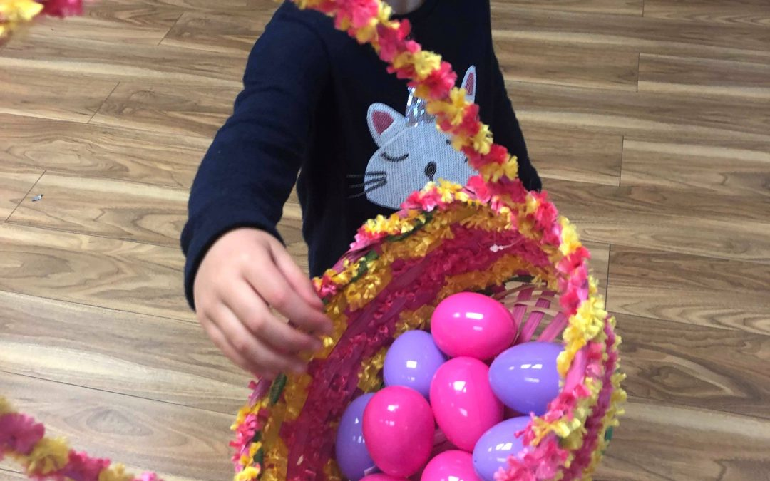 Egg-citing Easter Energy Burners