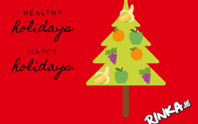 Wishing you and yours a Healthy Holiday