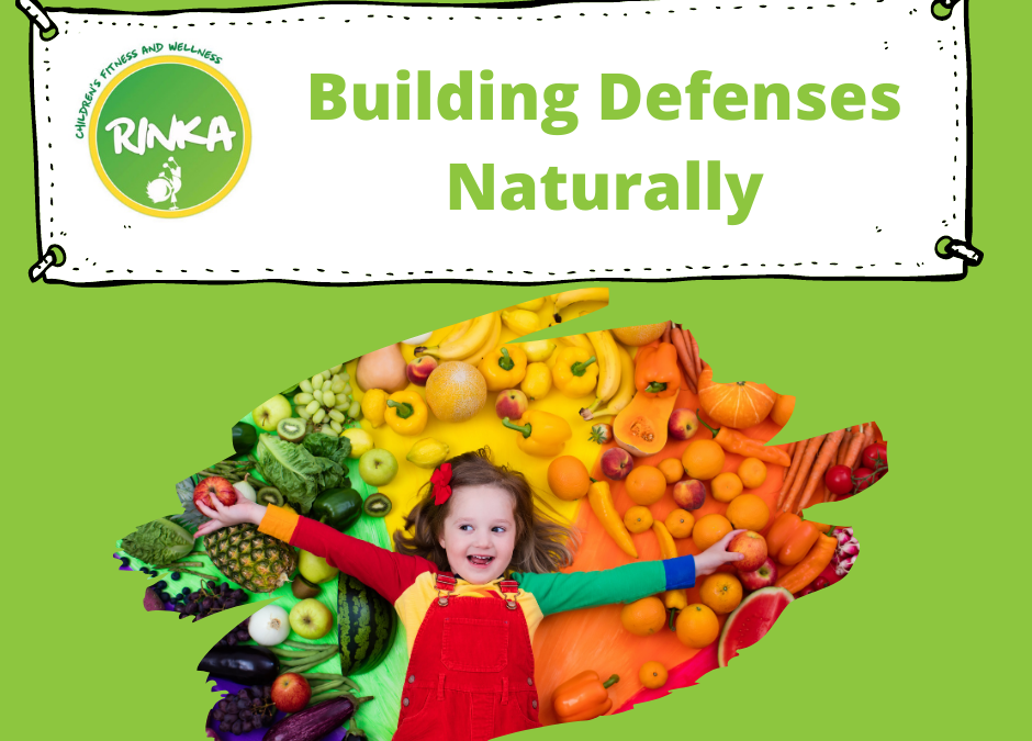 Building Defences Naturally