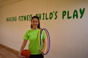 Kids classes for fitness