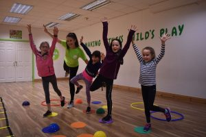 children's dance class letterkenny