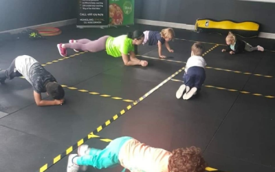 GYMS – Are you ready to fight childhood obesity?