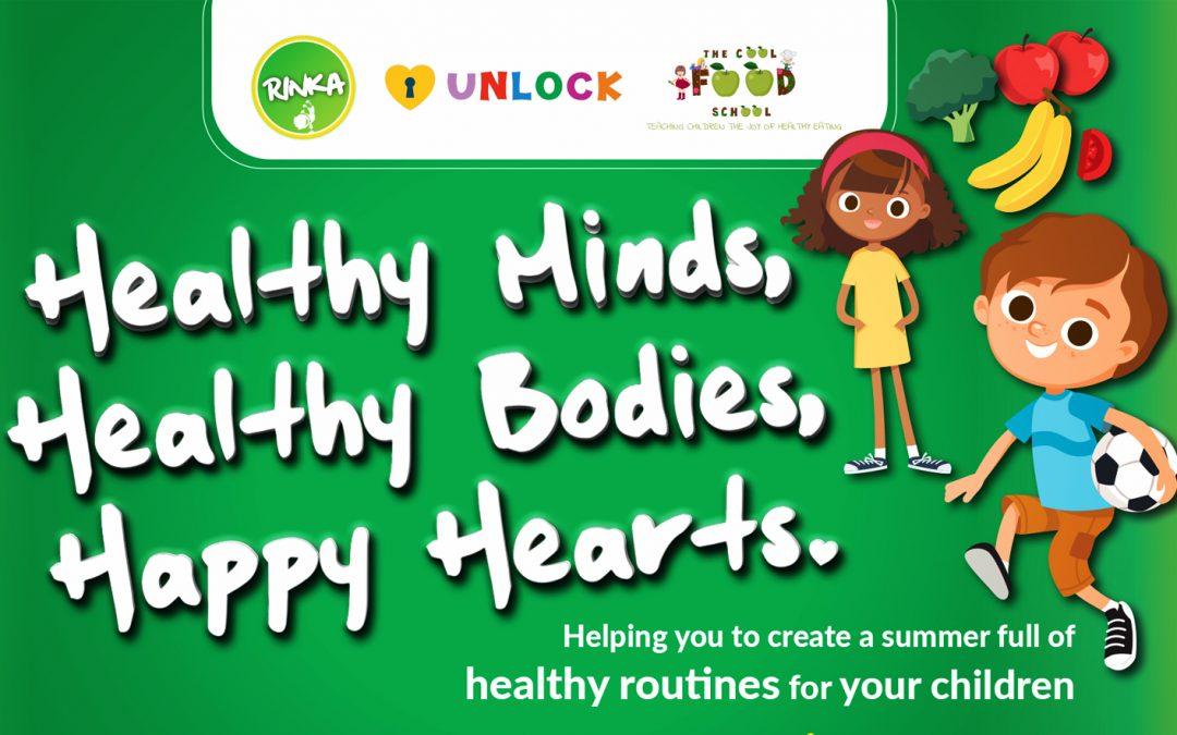 The Three Pillars for healthy, happy kids
