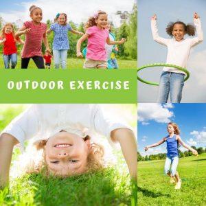 Benefits of Outdoor Play