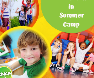 The social side to summer camps