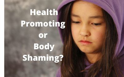 Health Promoting or Body Shaming?