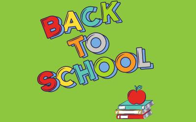 Back to School Helpful Hints